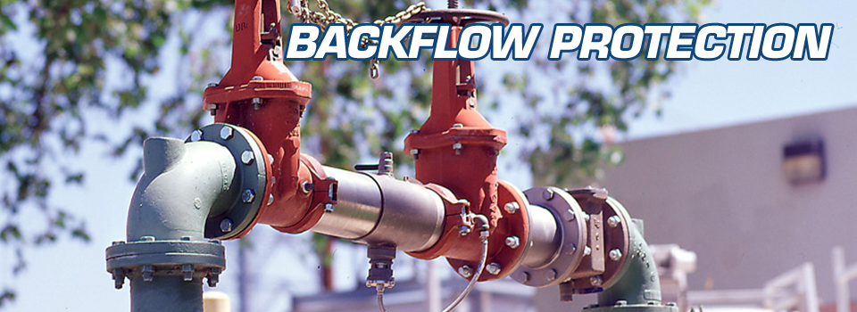 Backflow-protection